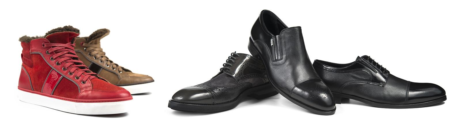 модельная обувь зимняя: